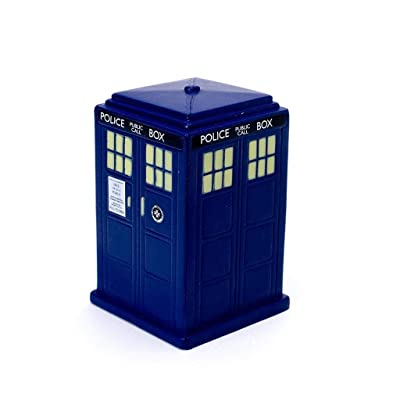 Doctor Who Tardis Squeeze Stress Toy: Toys & Games