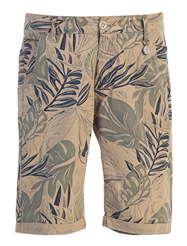 Gioberti Casual Tropical Floral Pockets product image