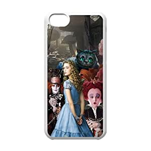 Alice in Wonderland for iPhone 5C Phone Case Cover A5908