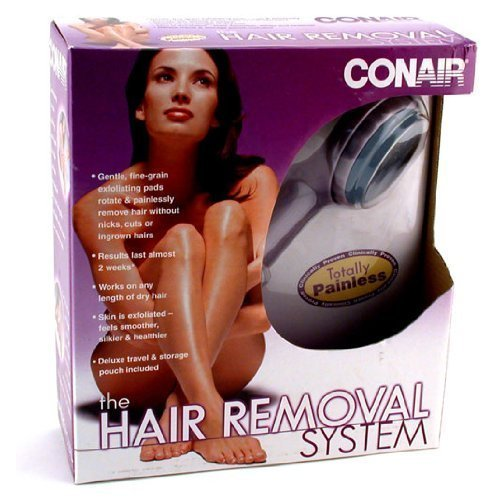 Conair HB5R Hair Removal System