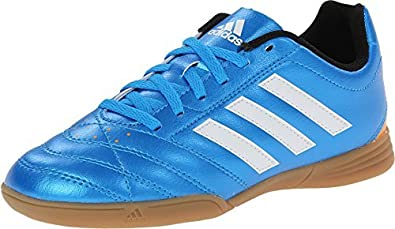 8d502067d adidas Kid's Goletto V Indoor Soccer Shoes Blue Size: 13.5 Little Kid M