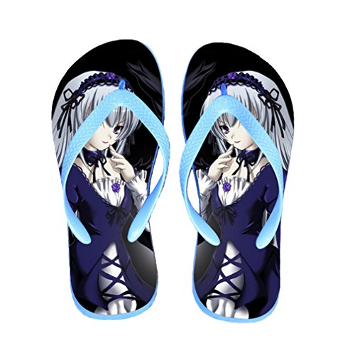 Bromeo Fate Zero Fate/stay Night Anime Unisex Flip Flops Chanclas 212