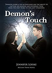 Demon's Touch (McLean Twins Book 2)