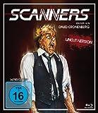 Scanners 1 - Uncut Version [Blu-ray]