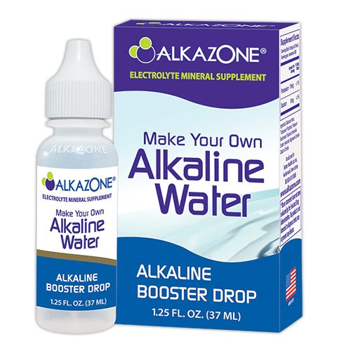 alkaline drinking water - 2