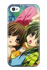 SpddwUc12902KdDze Snap On Case Cover Skin For Iphone 4/4s(clannad)
