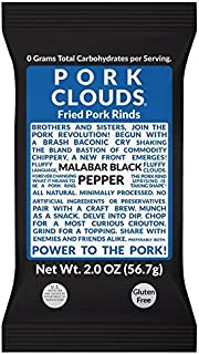 product image for Bacon's Heir, Malabar Black Pepper Pork Clouds, 2 oz