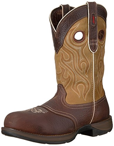 Durango Mens DDB0123 Western Boot Marbled Brown/Tan Wp6fAp60