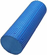Dr. Health (TM) EVA Soft Dot Foam Roller for Muscle Therapy and Balance Exercises, 60 cm x 15 cm, 24 Inch Long