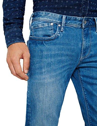Pepe Cremallera Hatch Jeans Azul Hombre Vaquero Pantalon Modelo Con rSqOr1