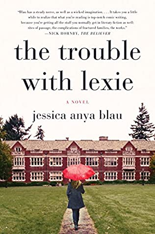 book cover of The Trouble with Lexie