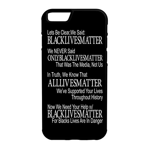 most popular iphone 7 plus black lives matter case on amazon to buy review