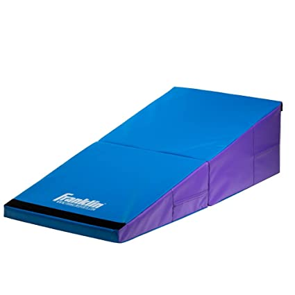 Buy Franklin Sports Folding Gymnastics Cheese Mat Online At