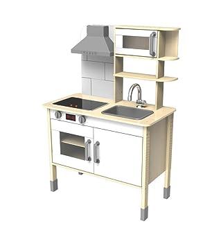 Eichhorn Spielküche Holzküche Kinder Küche Kochen Spielzeug ...