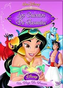 Cuentos de Jasmine: un viaje de princesas [DVD]
