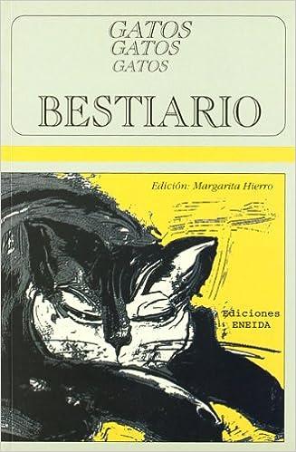 Gatos, Gatos, Gatos Bestiario (Bestiarios): Amazon.es: Margarita Hierro: Libros