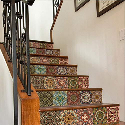 lili-nice Patrón de cerámica árabe Azulejo de la Pared 3D ...