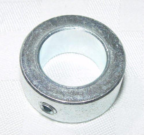 verzinkt Stellring Innensechskant Innendurchmesser 24mm