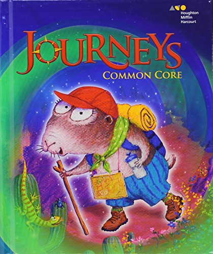 Journeys: Common Core Student Edition Volume 4 Grade 1 2014
