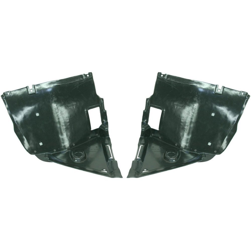 Fender Liner for 2001-2006 BMW 325xi 330xi Front Left & Right Side Set of 2 by Evan Fischer (Image #1)