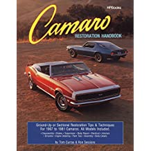 Camaro Restoration Handbook: Ground-Up or Sectional Restoration Tips & Techniques for 1967 to 1981 Camaros