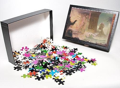 Photo Jigsaw Puzzle of Tamino And Pamina from Mary Evans