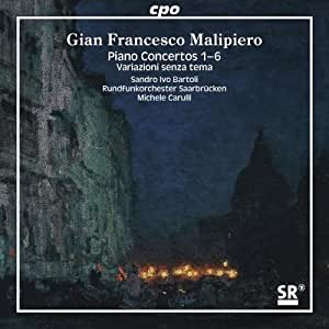 Complete Piano Concertos 1-6 Variazioni Senza Tema