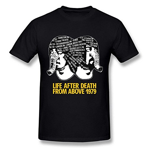Men's Life After Death From Above 1979 Black