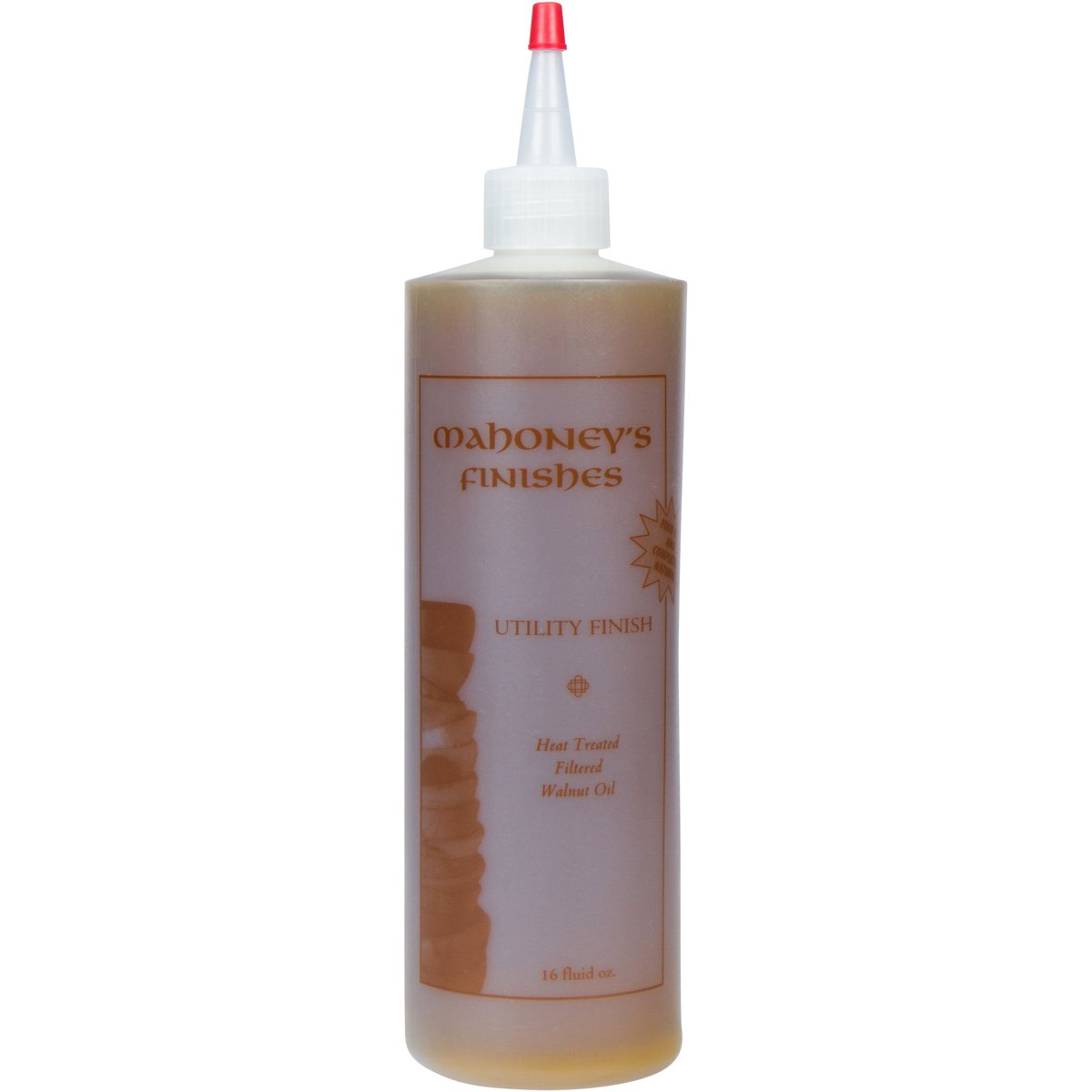 Mahoney's Finishes Walnut Oil and Wax Combo: Food Safe Wood Finish For Salad Bowls, Cutting Boards, Furniture a Fast Drying Utility Oil Wood Protectant by Bowl Maker (Image #2)