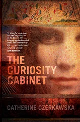book cover of The Curiosity Cabinet