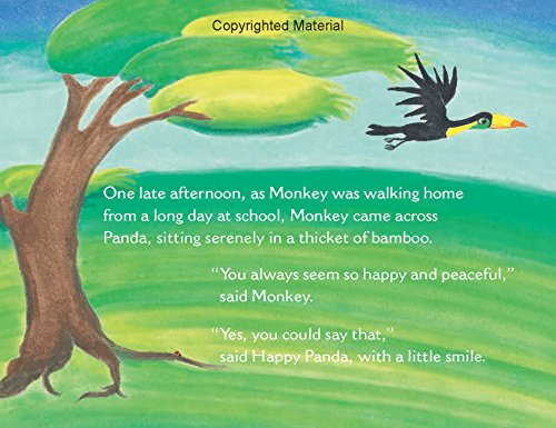 Mindful Monkey, Happy Panda by Wisdom Publications (Image #2)