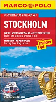 Book Stockholm Marco Polo Guide (Marco Polo Guides) by Marco Polo Travel Publishing (2012-05-28)