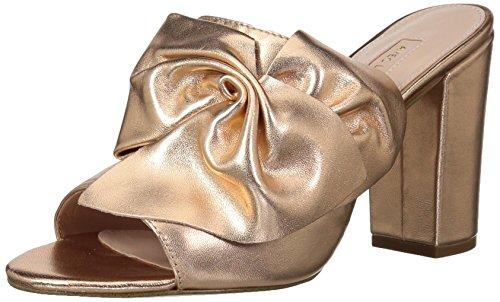 Avec Les Filles Women's Marie Slide Sandal, Rose Gold, 8 Medium US