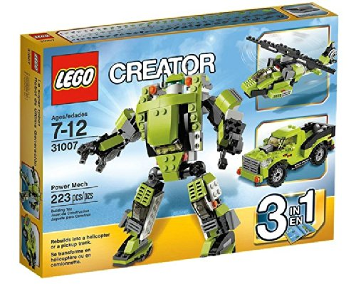 LEGO Kit 31007 Builds, MOCs, Videos and More