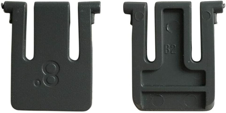 2Pcs Replacement Foot Stand Holder for Logitech Wireless Keyboard K270 K260 K275 K200 MK260 MK270 MK275 MK200