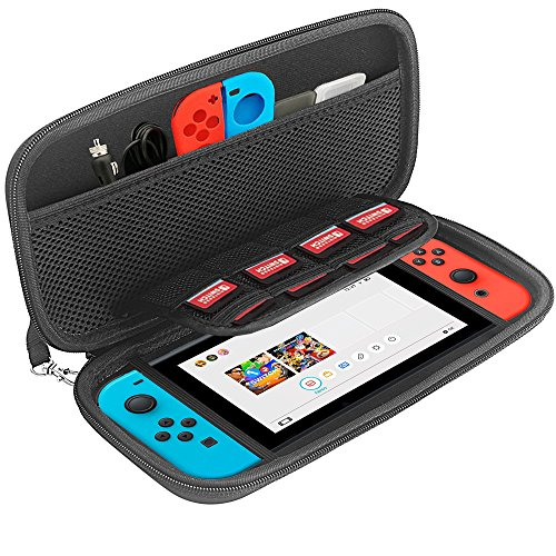 BOVKE Shockproof Protective Carrying Nintendo