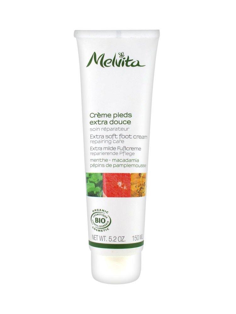 Melvita Crème extra douce pieds soin réparateur 150ml 4931A