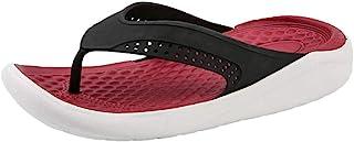 Pantoufles Mens Sandales De Plage éVider Pantoufles Respirantes Occasionnels Flip Flop Flats Chaussures