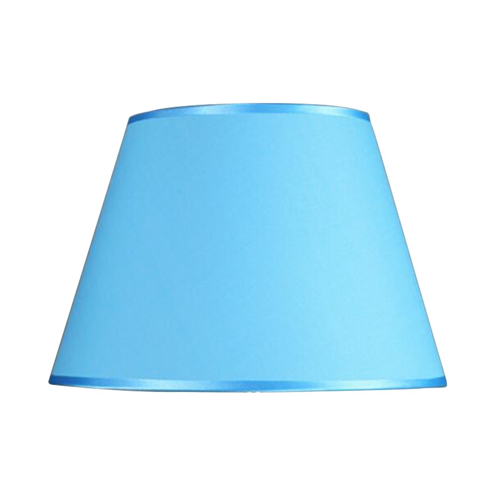Eastlion 183020cm Simple Table lights lamp shade Bedside light Lampshades Wall Light Lamp Shades,Blue