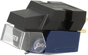 Audio-Technica VM520EB Dual Moving Magnet Elliptical Bonded Stereo Turntable Cartridge Purple