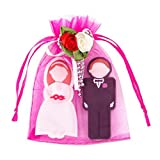 Wedding Gift Set USB Flash Drives 16GB - unique gift for newlywed couples