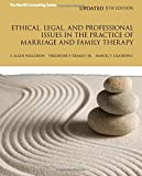 Ethical, Legal, and Professional Issues in the