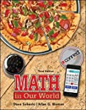 Math in Our World, Sobecki and Bluman, 0073519677