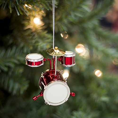 - Musical Instrument Christmas Ornament (3