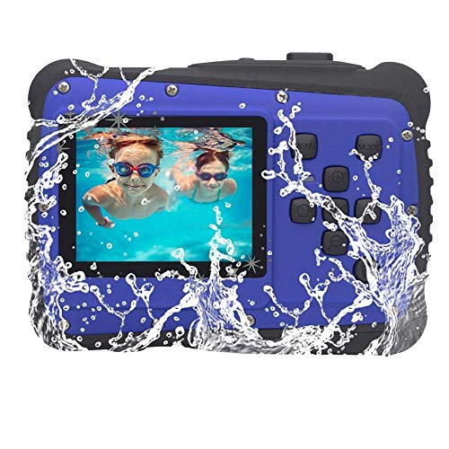 Kids Camera, Vmotal Underwater Action Camera Dust Proof Camc