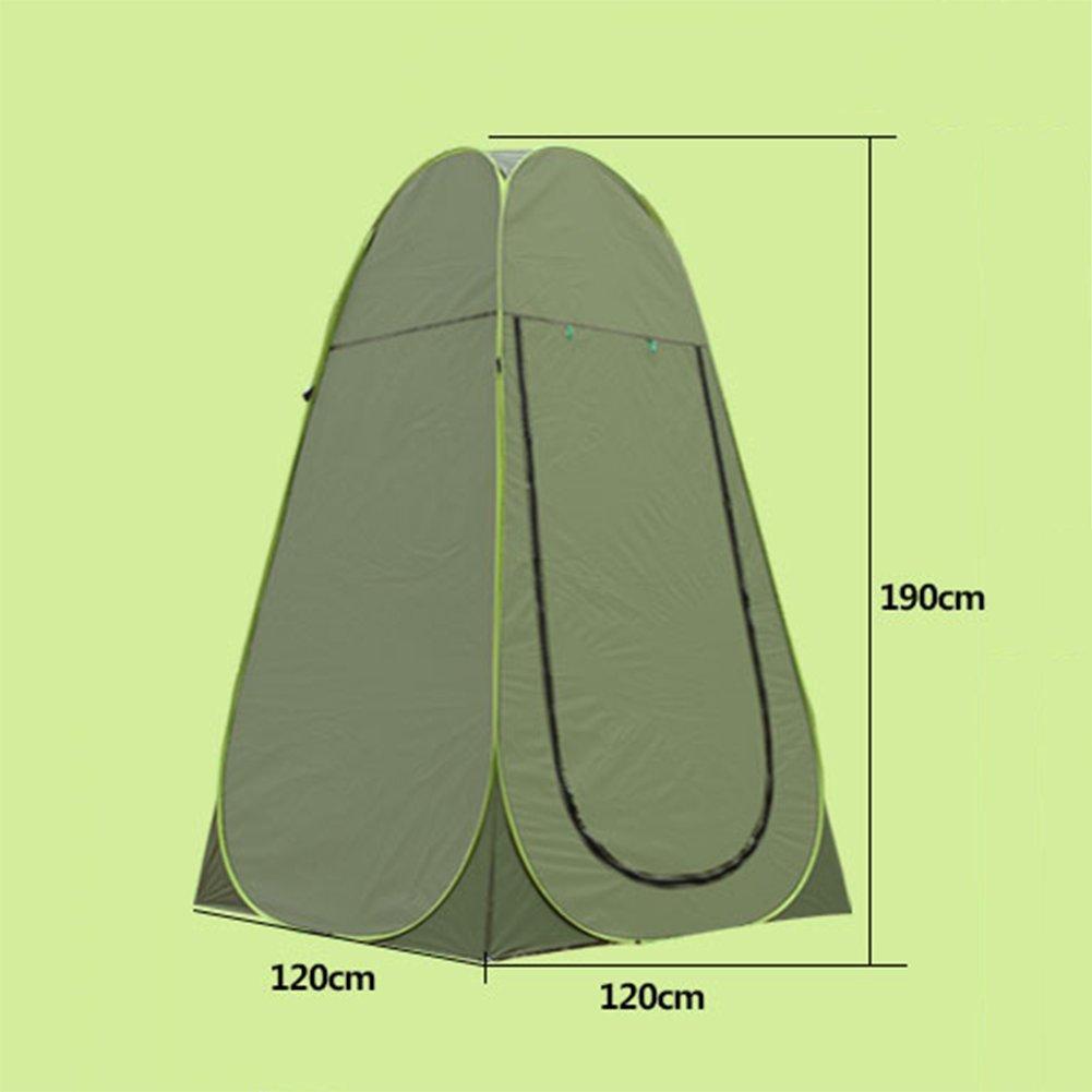 QJIAXING Im Im QJIAXING Freien kampierendes Portable-Badezimmer-Zelt-Strand-Toiletten-Schließfach-Einzelperson-Zelt 88006a