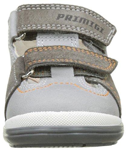 Primigi Pep 7093 - Primeros Pasos de Otra Piel Bebé-Niñas, gris ( Gris (Perla/Grigio Sc)