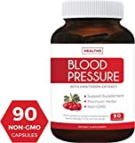 Best Blood Pressure Supplements - Best Blood Pressure Support Supplement - Premium Natural Review