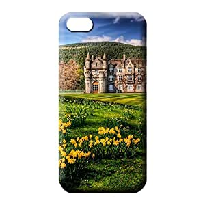 iphone 5 5s Appearance Premium pattern phone carrying cover skin castle balmoral hdr