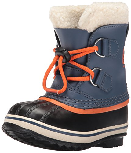 [Sorel Childrens Yoot Pac TP-K Snow Boot, Blue, 11 M US Little Kid] (Boys Boots Sale)